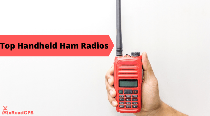 best handheld ham radio reviews