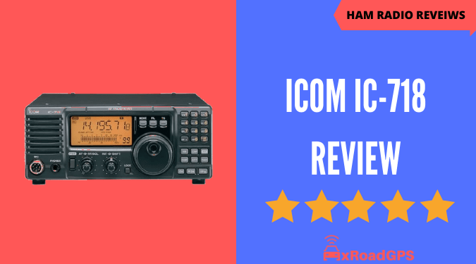 ICOM 718 review
