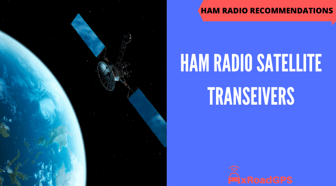 best ham radio for satellites