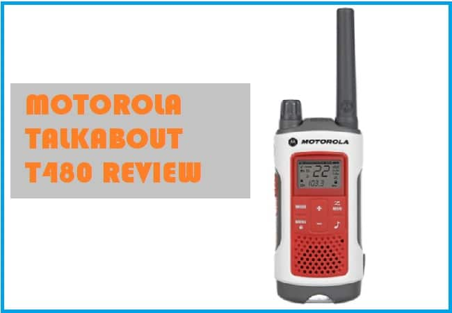 Review and specifications of Motorola T480